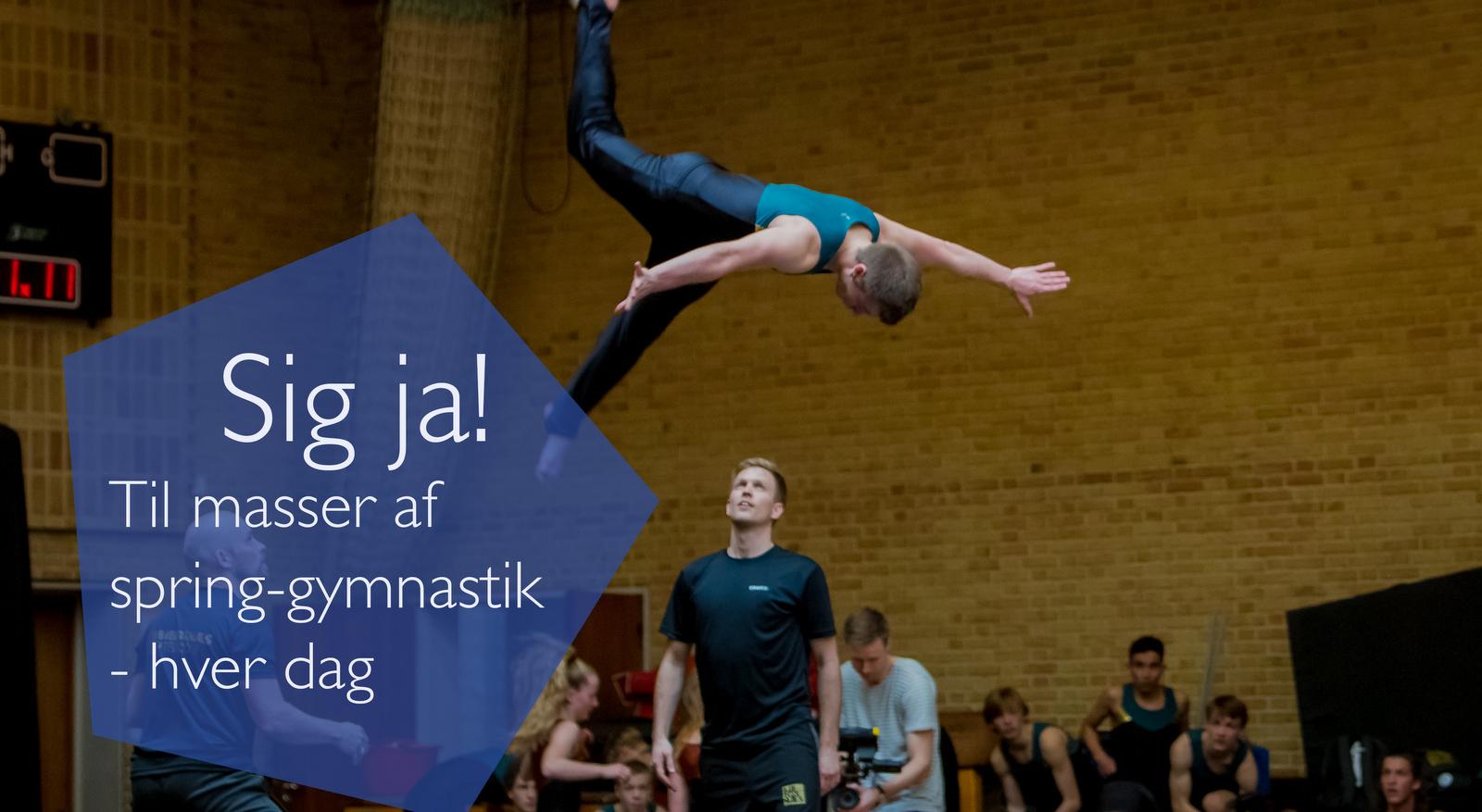 gymnastik efterskoler jylland